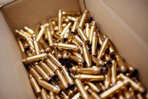 Shooting in Bisley