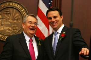 florida-state-senate-president-don-gaetz-and-will-speaker-weatherford
