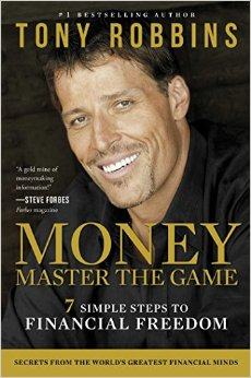 Tony Robbins' new book is out this morning. Get this book!