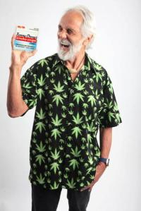 Reviver Clothing Swipes Tommy Chong's Smoke Swipe