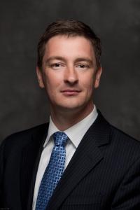 Nicholas Sarwark, chair of the Libertarian Party
