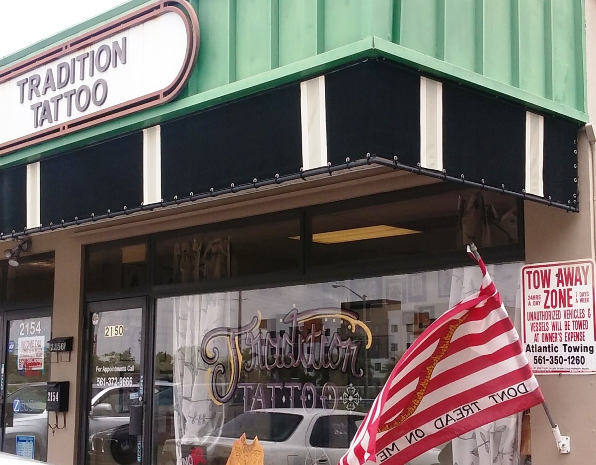 Palm Beach Libertarians help Delray tattoo shop owner fight city hall and win
