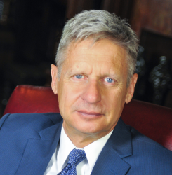 Demand NBC and IAVA include Gary Johnson in candidate forum
