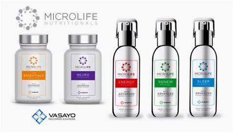 Vasayo / MicroLife pre-launch starts today