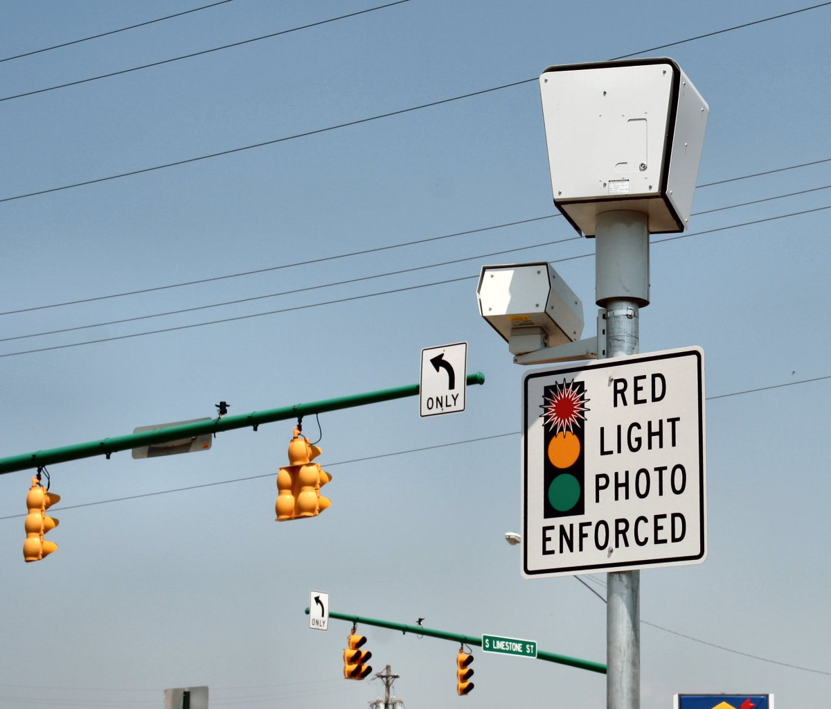 Let's ban red light cameras by contacting your Florida State Senator today!